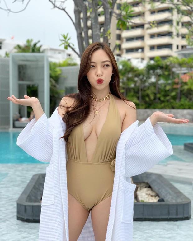 Bạn sẽ tiếc hùi hụi nếu không sắm 3 thiết kế đồ bơi tôn dáng cực đỉnh này cho Hè 2019 - Ảnh 6.