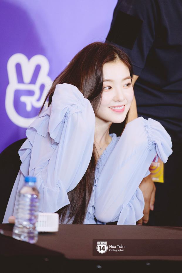 Fansign Red Velvet và dàn idol Kpop tại Sài Gòn: Nữ thần Irene xinh câm nín nhưng vẫn bị mỹ nhân này chiếm sóng - Ảnh 5.