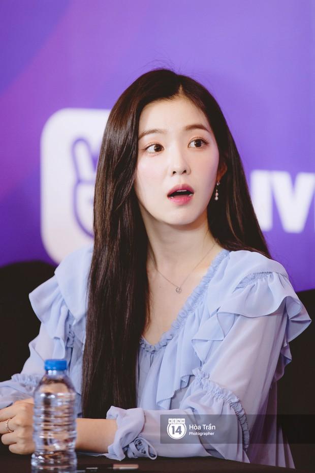 Fansign Red Velvet và dàn idol Kpop tại Sài Gòn: Nữ thần Irene xinh câm nín nhưng vẫn bị mỹ nhân này chiếm sóng - Ảnh 2.