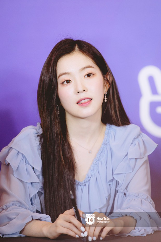 Fansign Red Velvet và dàn idol Kpop tại Sài Gòn: Nữ thần Irene xinh câm nín nhưng vẫn bị mỹ nhân này chiếm sóng - Ảnh 3.
