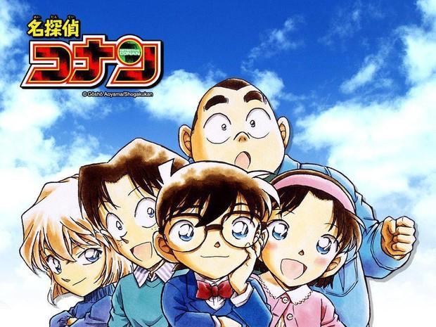 Tác giả vừa cho biết 4 tập nữa Conan sẽ kết thúc, độc giả kẻ khóc người cười - Ảnh 1.