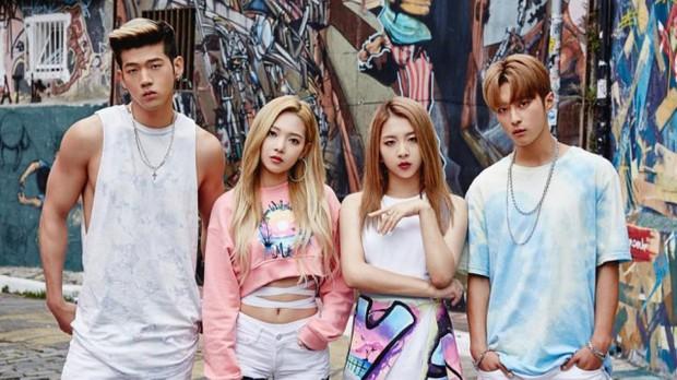 Show âm nhạc Hàn - Việt: Bạn có hẹn với chàng hoàng tử kẹo ngọt Ha Sung Woon và nhóm nhạc phá cách K.A.R.D vào cuối tháng 5 - Ảnh 2.