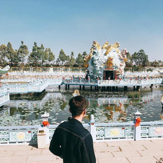 4 ngôi chùa độc đáo ở An Giang chỉ cần đưa máy lên là có ngay ảnh đẹp - Ảnh 21.