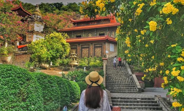 4 ngôi chùa độc đáo ở An Giang chỉ cần đưa máy lên là có ngay ảnh đẹp - Ảnh 6.