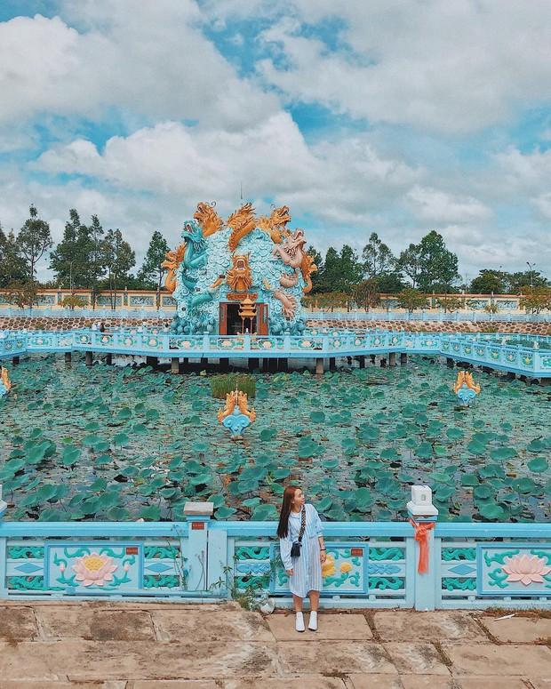 4 ngôi chùa độc đáo ở An Giang chỉ cần đưa máy lên là có ngay ảnh đẹp - Ảnh 19.