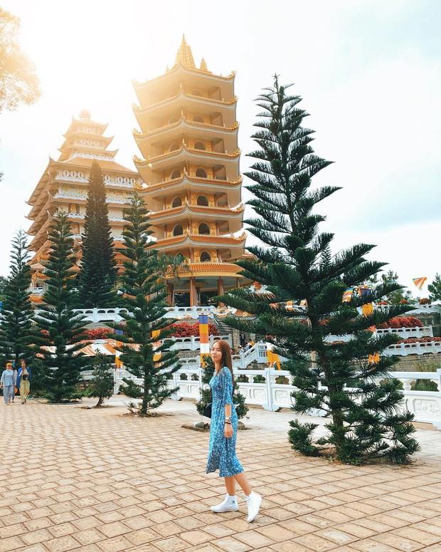 4 ngôi chùa độc đáo ở An Giang chỉ cần đưa máy lên là có ngay ảnh đẹp - Ảnh 16.