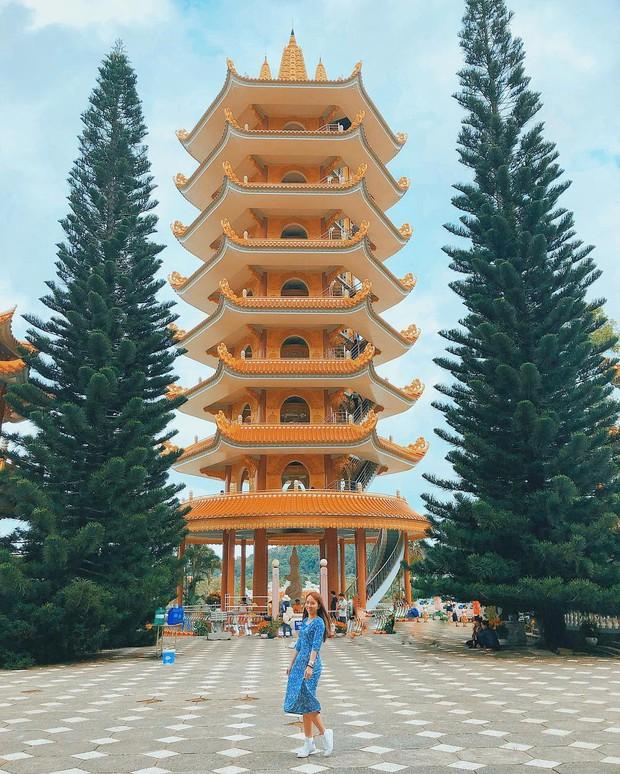 4 ngôi chùa độc đáo ở An Giang chỉ cần đưa máy lên là có ngay ảnh đẹp - Ảnh 13.