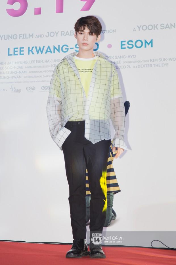 Thảm đỏ hội tụ dàn sao Hàn khủng tại TP.HCM: Lee Kwang Soo lột xác hậu hẹn hò, Trấn Thành được fan săn đón cực nhiệt - Ảnh 20.
