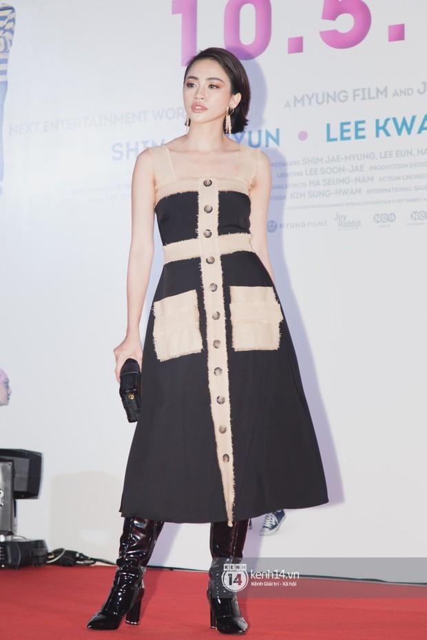 Thảm đỏ hội tụ dàn sao Hàn khủng tại TP.HCM: Lee Kwang Soo lột xác hậu hẹn hò, Trấn Thành được fan săn đón cực nhiệt - Ảnh 21.