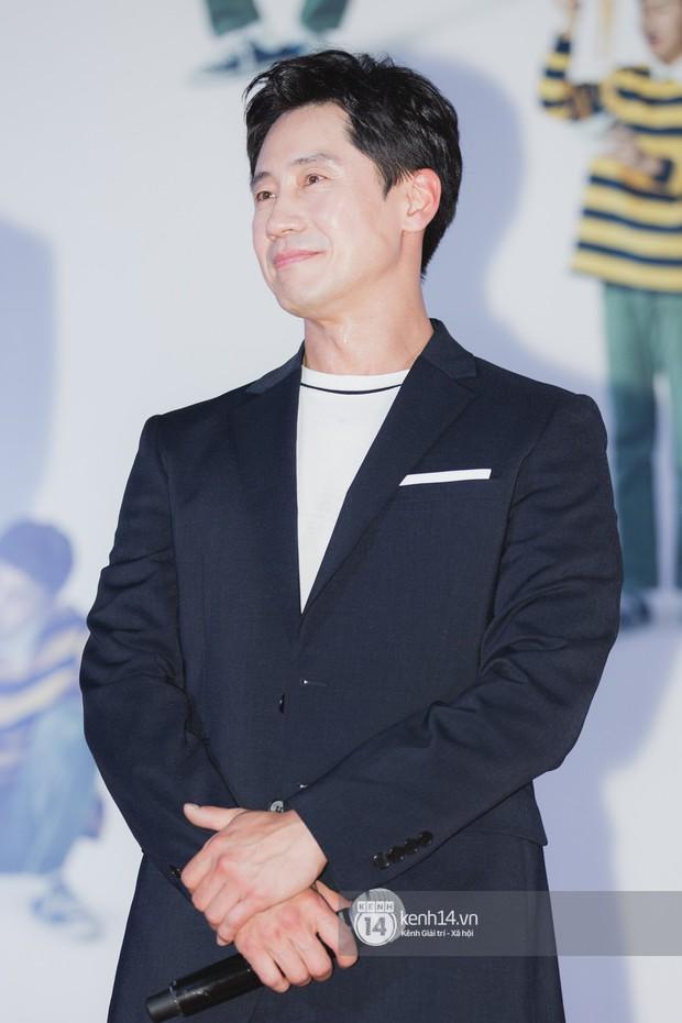 Thảm đỏ hội tụ dàn sao Hàn khủng tại TP.HCM: Lee Kwang Soo lột xác hậu hẹn hò, Trấn Thành được fan săn đón cực nhiệt - Ảnh 11.