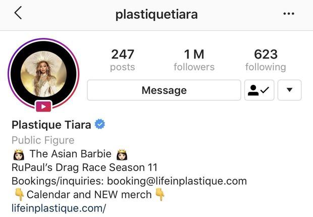 Bị loại khỏi show Drag Queen của Mỹ, thí sinh người Việt xóa sạch bài đăng trên Instagram hơn 1 triệu theo dõi - Ảnh 3.