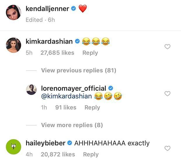 Hình Kendall Jenner solo lạc lõng giữa dàn chị em Kardashian con cái đuề huề gây sốt, đặc biệt là thái độ của cô - Ảnh 3.