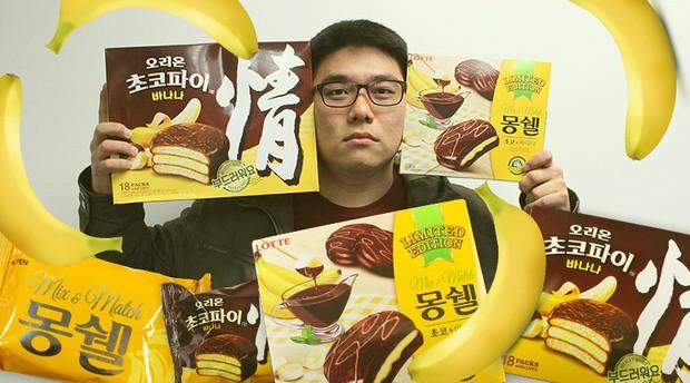 Triết lý phía sau chiếc bánh Chocopie vạn người mê của xứ sở Kim Chi - Ảnh 3.