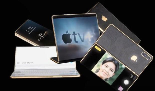 Ngắm nhìn ý tưởng iPhone Z cực độc: Biến hình thành laptop, TV dễ dàng, giá tận... 75 triệu - Ảnh 2.