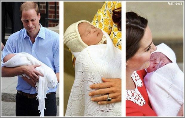 Công nương Kate từng bị chỉ trích khi để công chúa, hoàng tử nhí mặc đồ cũ, nhưng đằng sau đó lại là ý nghĩa cảm động - Ảnh 3.