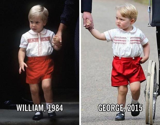 Công nương Kate từng bị chỉ trích khi để công chúa, hoàng tử nhí mặc đồ cũ, nhưng đằng sau đó lại là ý nghĩa cảm động - Ảnh 8.