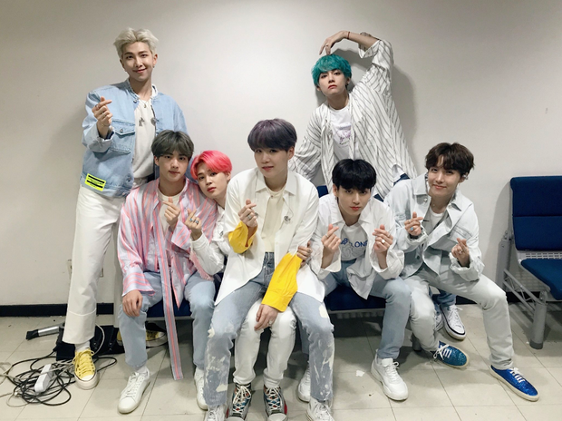 Không những trả thù được BLACKPINK trên show âm nhạc, BTS còn vượt thành tích của SHINee và BEAST - Ảnh 3.