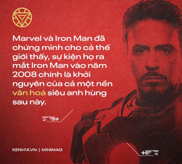 Tôi là Iron Man - Người hùng không trái tim bất cần mà ấm áp - Ảnh 1.