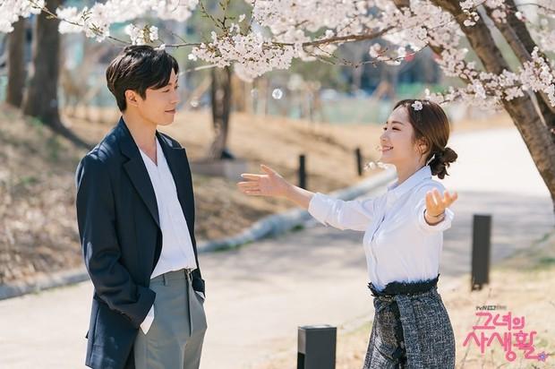 """Kim Jae Wook chỉ là """"nam phụ bách hợp của Park Min Young ở Her Private Life? - Ảnh 1."""