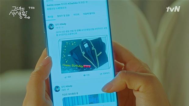 """Kim Jae Wook chỉ là """"nam phụ bách hợp của Park Min Young ở Her Private Life? - Ảnh 10."""