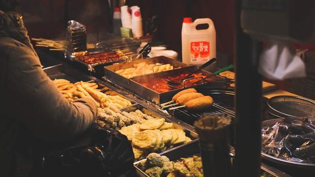Liệu pháp chữa stress độc nhất vô nhị của người Hàn: ăn cay - Ảnh 2.