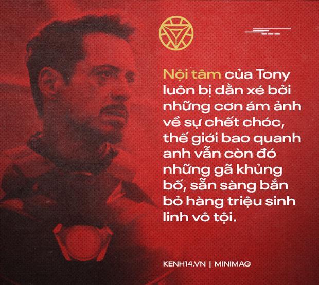 Tôi là Iron Man - Người hùng không trái tim bất cần mà ấm áp - Ảnh 8.