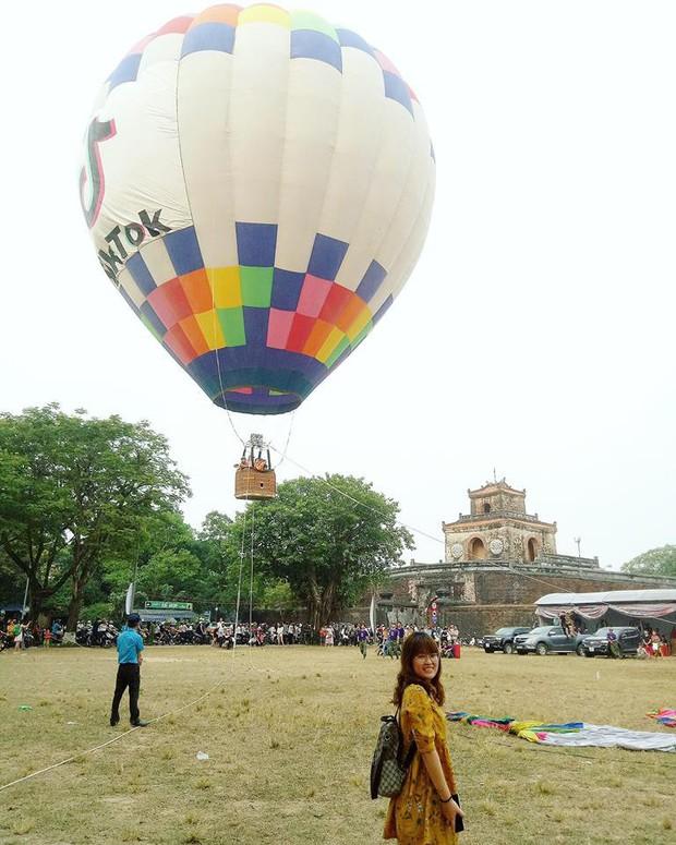 Choáng ngợp toàn tập với lễ hội khinh khí cầu siêu hoành tráng tại Huế trong dịp 30/4 & 1/5 - Ảnh 10.