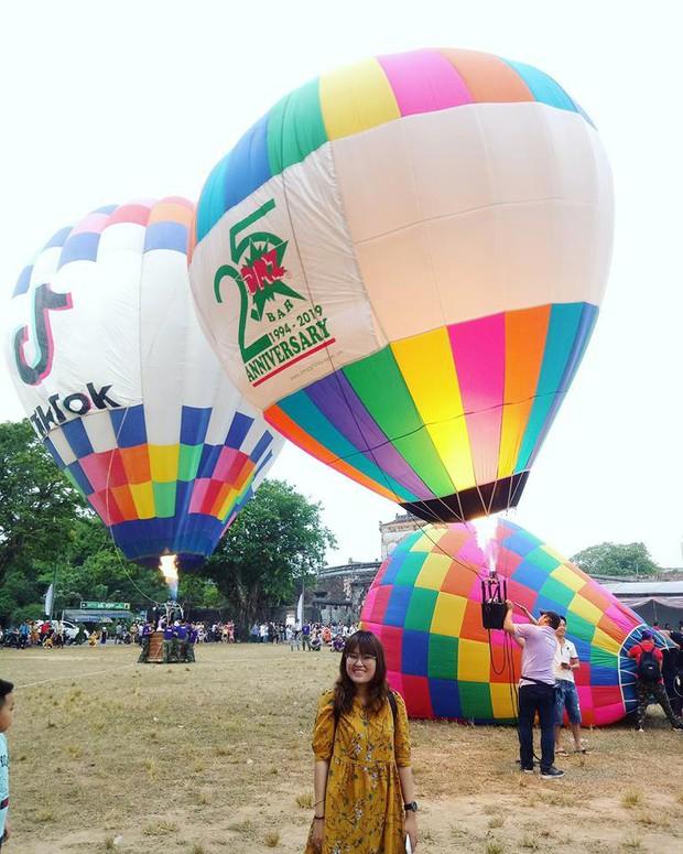 Choáng ngợp toàn tập với lễ hội khinh khí cầu siêu hoành tráng tại Huế trong dịp 30/4 & 1/5 - Ảnh 11.