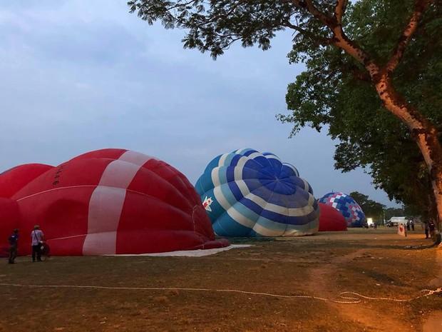 Choáng ngợp toàn tập với lễ hội khinh khí cầu siêu hoành tráng tại Huế trong dịp 30/4 & 1/5 - Ảnh 6.