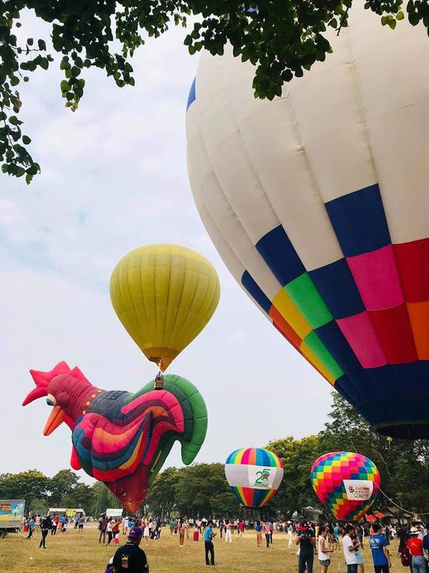 Choáng ngợp toàn tập với lễ hội khinh khí cầu siêu hoành tráng tại Huế trong dịp 30/4 & 1/5 - Ảnh 12.