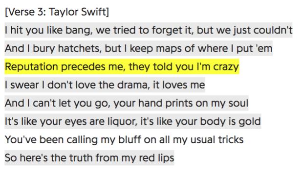 Fan xôn xao với chuỗi thuyết âm mưu: Taylor Swift đã ấp ủ TS7 từ ngay sau album 1989? - Ảnh 7.