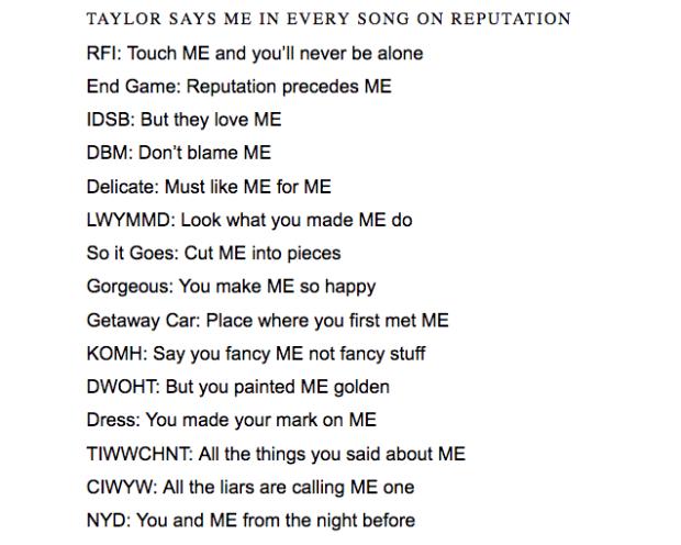 Fan xôn xao với chuỗi thuyết âm mưu: Taylor Swift đã ấp ủ TS7 từ ngay sau album 1989? - Ảnh 8.