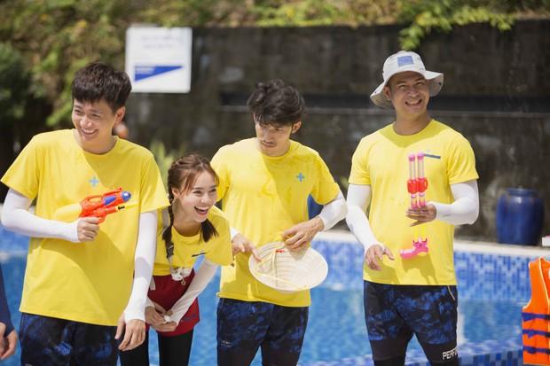 Tất cả các thành viên Running Man Việt đều đã nhận được huy chương, chỉ trừ... Trương Thế Vinh - Ảnh 8.