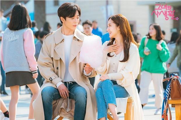 """Kim Jae Wook chỉ là """"nam phụ bách hợp của Park Min Young ở Her Private Life? - Ảnh 2."""