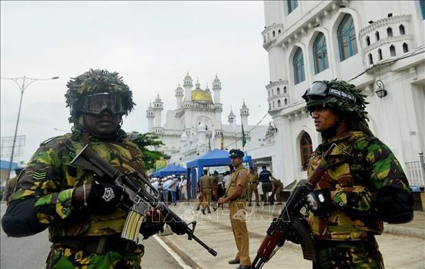 Hai nghi can chính trong loạt vụ nổ ở Sri Lanka sa lưới  - Ảnh 1.