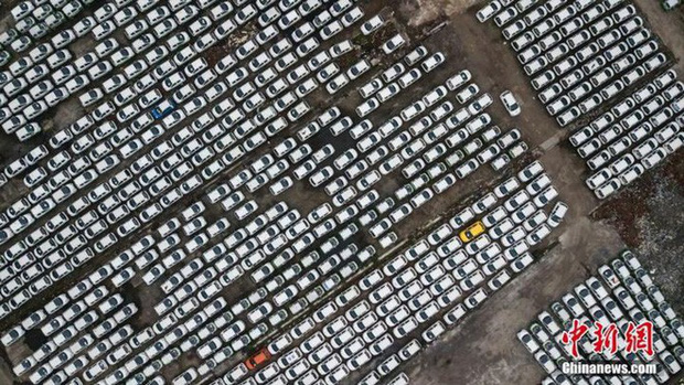 """Trung Quốc: Hàng trăm xe điện bị """"xếp xó"""" vì hậu quả của nền kinh tế chia sẻ phát triển chóng mặt - Ảnh 6."""