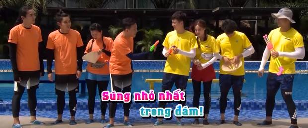 Running Man: Liên Bỉnh Phát với Lan Ngọc tình thế này hỏi sao fan không nhiệt liệt đẩy thuyền! - Ảnh 8.