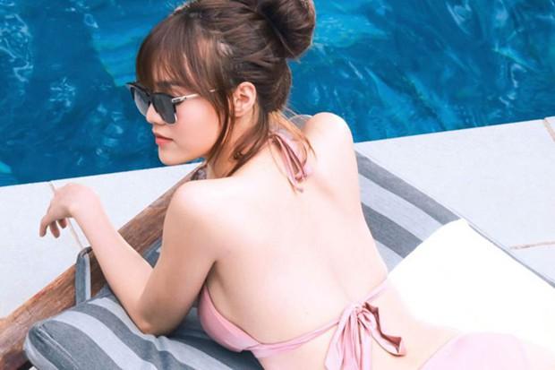 Khoe ảnh bikini nóng bỏng, Ninh Dương Lan Ngọc chính thức gia nhập hội mỹ nhân khoe dáng mùa hè - Ảnh 4.