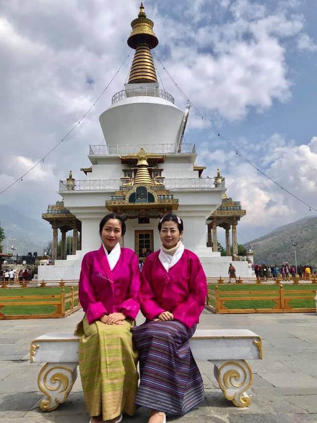 Mai Phương bật khóc như đứa trẻ khi lên được tu viện cheo leo độ cao hơn 3.000m ở Bhutan - Ảnh 5.