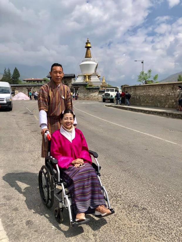 Mai Phương bật khóc như đứa trẻ khi lên được tu viện cheo leo độ cao hơn 3.000m ở Bhutan - Ảnh 6.