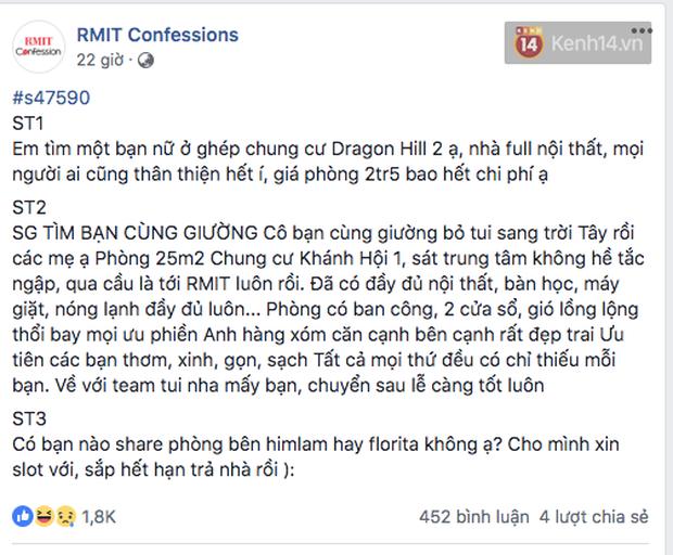 Đúng là trường con nhà giàu nhất nhì Việt Nam, sinh viên RMIT lên Confessions hỏi mua BMW hay Merc để đi học, nhà có 7 tỷ thì làm gì? - Ảnh 9.