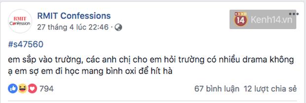 Đúng là trường con nhà giàu nhất nhì Việt Nam, sinh viên RMIT lên Confessions hỏi mua BMW hay Merc để đi học, nhà có 7 tỷ thì làm gì? - Ảnh 13.