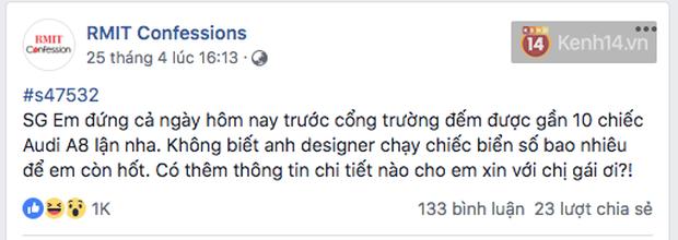 Đúng là trường con nhà giàu nhất nhì Việt Nam, sinh viên RMIT lên Confessions hỏi mua BMW hay Merc để đi học, nhà có 7 tỷ thì làm gì? - Ảnh 15.