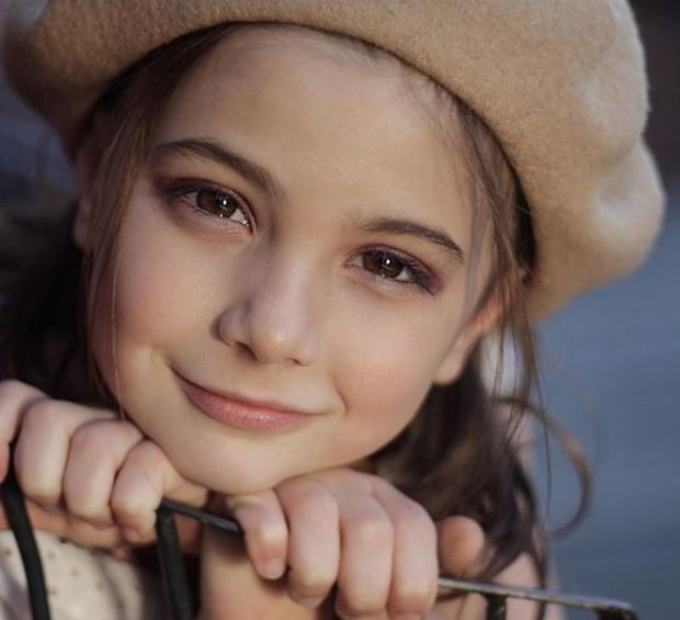 Mê mẩn nhan sắc của sao nhí thủ vai con gái Iron Man trong Avengers: Endgame: Mỹ nhân tương lai là đây! - Ảnh 6.