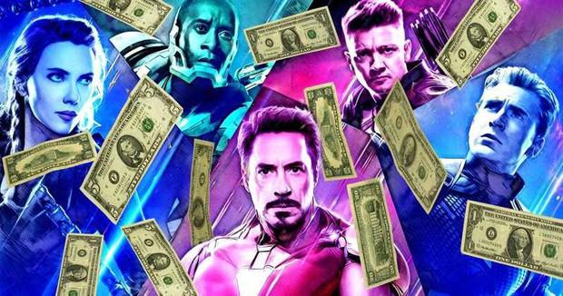 ENDGAME hốt gọn 1,2 tỉ đô chỉ sau 3 ngày, điều mà Avatar phải mất 19 ngày mới chạm được - Ảnh 3.