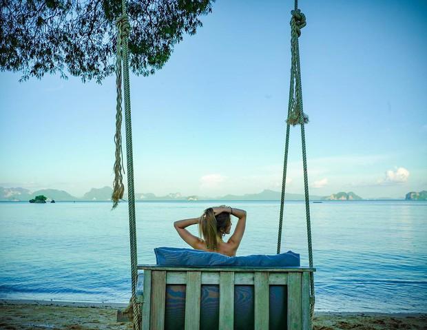 Treo mình như Tarzan ngoài đời thực ở resort 5 sao trên cây đang là tâm điểm Thái Lan - Ảnh 28.