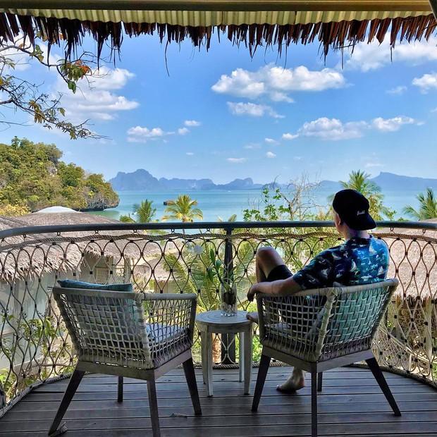 Treo mình như Tarzan ngoài đời thực ở resort 5 sao trên cây đang là tâm điểm Thái Lan - Ảnh 8.
