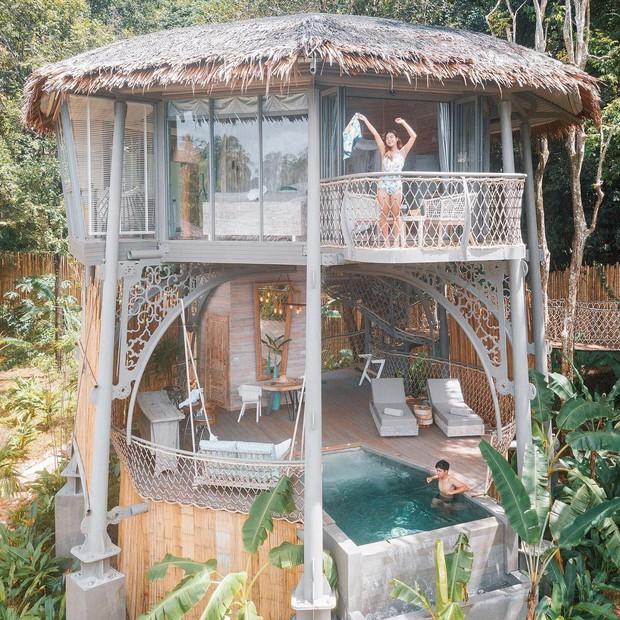 Treo mình như Tarzan ngoài đời thực ở resort 5 sao trên cây đang là tâm điểm Thái Lan - Ảnh 17.