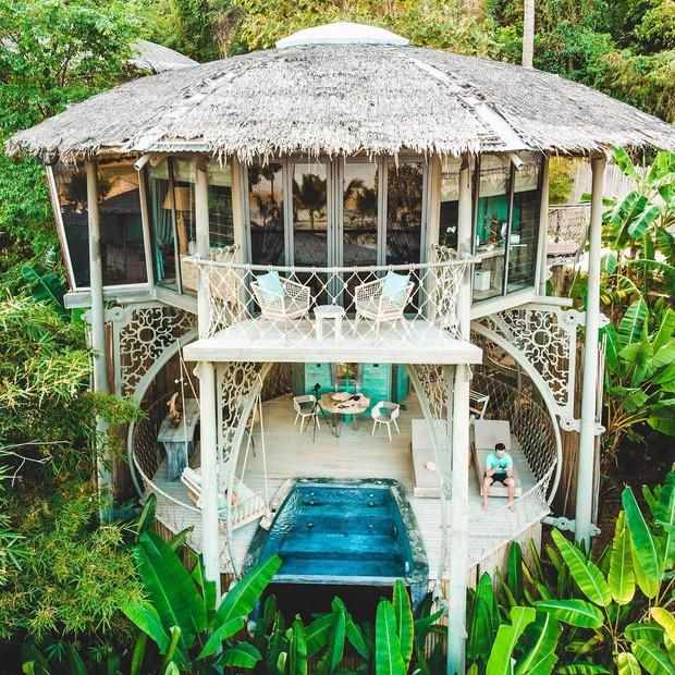 Treo mình như Tarzan ngoài đời thực ở resort 5 sao trên cây đang là tâm điểm Thái Lan - Ảnh 18.