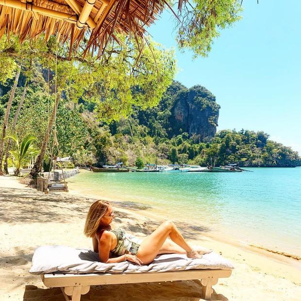 Treo mình như Tarzan ngoài đời thực ở resort 5 sao trên cây đang là tâm điểm Thái Lan - Ảnh 7.